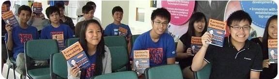 Polytechnic Public Speaking Course Participants