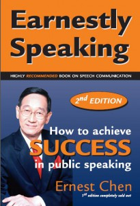 Public Speaking Besteller Earnestly Speaking 2nd Edition